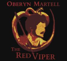 Oberyn Martell - The Red Viper by FandomizedRose