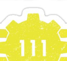 Fallout 4 - Vault 111 Sticker