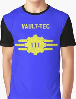 Fallout 4 - Vault 111 Graphic T-Shirt