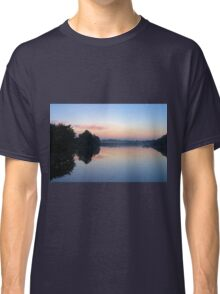 Another Swamp Sunrise Near Home Classic T-Shirt