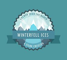 Winterfell Ices by zombalex