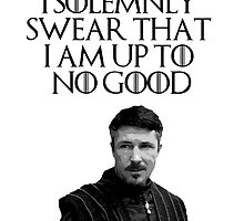 Lord Baelish - I Solemnly Swear by whiteknightpaul