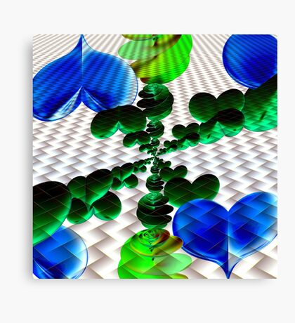 Complexities of Love Canvas Print
