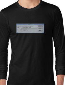 some mundane detail Long Sleeve T-Shirt