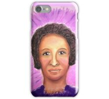 Beautiful Singer - Soft Pastels iPhone Case/Skin