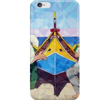 Back From Fishing iPhone Case/Skin