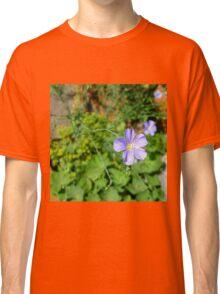 Flax Flower Classic T-Shirt