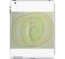 Coiled Snake iPad Case/Skin