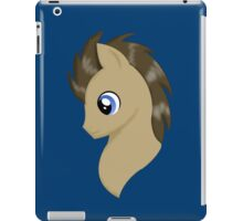 Dr. Whooves iPad Case/Skin