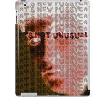 A Jukebox Satanic Mantra iPad Case/Skin