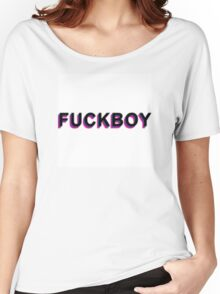 FUCKBOY Women's Relaxed Fit T-Shirt