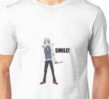 Happy Smile Unisex T-Shirt