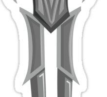 Zed's Blade Sticker