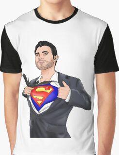 Super Hoechlin Graphic T-Shirt