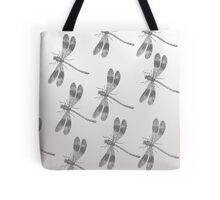 Swarm of Dragonfly Tote Bag