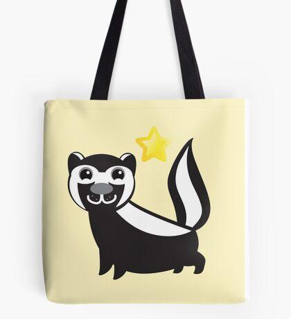 Cute little skunk Tote Bag