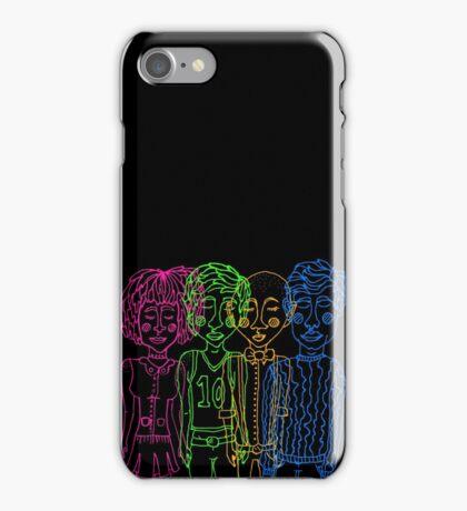 MULTIPEOPLE iPhone Case/Skin
