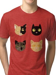 Kitties Tri-blend T-Shirt