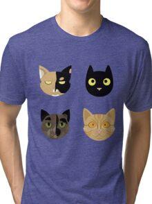 Kitties Tri-blend T-Shirt