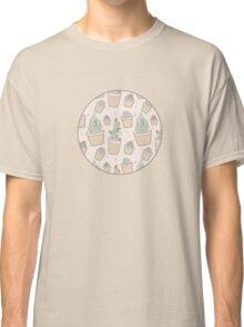 Cactus and Succulent Plants Classic T-Shirt