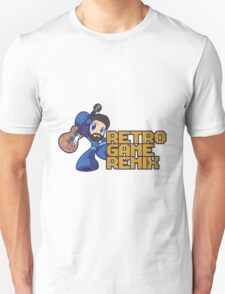 RGR Character & Logo Unisex T-Shirt