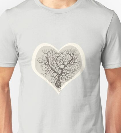 We love Purkinje Cells Unisex T-Shirt