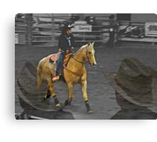 Rodeo Royalty III Canvas Print