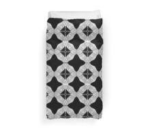 Giraffe Pattern Black and White Duvet Cover