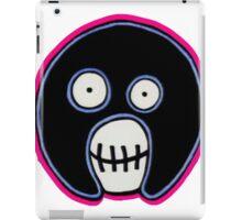 Boosh Skull - Electro  iPad Case/Skin