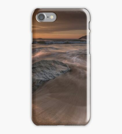 Sunset - Donegal iPhone Case/Skin