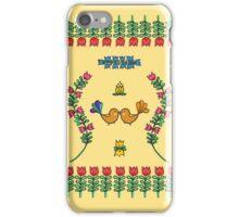 Hungarian Patterns iPhone Case/Skin