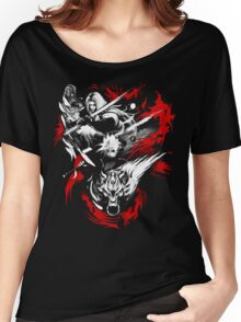 Amano Chaos Fantasy Women's Relaxed Fit T-Shirt