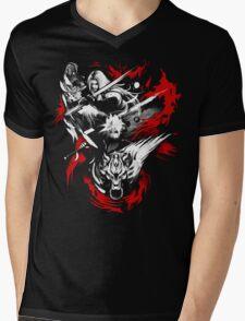 Amano Chaos Fantasy Mens V-Neck T-Shirt