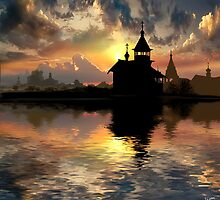 Silhouettes of the Christianity by Igor Zenin