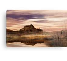 Black Sage Dawn Metal Print