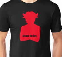 Attack the Day – Brass Knuckles Unisex T-Shirt