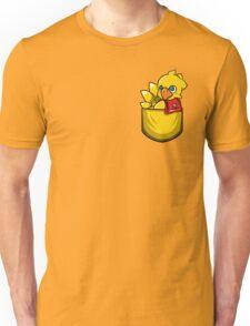 Chocobo Pocket Unisex T-Shirt