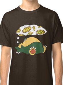 Dreamin Snorlax Classic T-Shirt