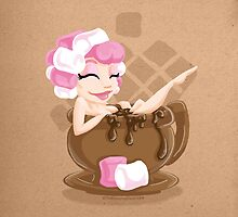 Sweet <3's - Miss Cocoa by artemissart