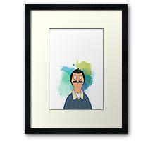 Bob Belcher Framed Print