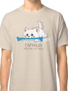 Undertale - Papyrus's special attack Classic T-Shirt