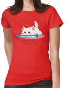 Undertale - Papyrus's special attack Womens Fitted T-Shirt