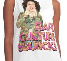 Rape Culture Sucks Contrast Tank