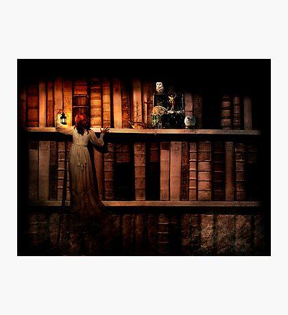 Treasure Hunt Photographic Print