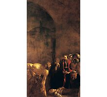 Burial of St Lucy Photographic Print