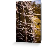 Prickled Greeting Card