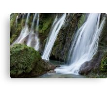 Waterfall's Marmore Canvas Print