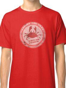 Sammy the crab Classic T-Shirt