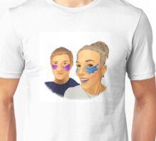 Martin and Amanda Unisex T-Shirt