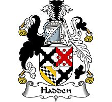 Hadden Coat of Arms / Hadden Family Crest Photographic Print